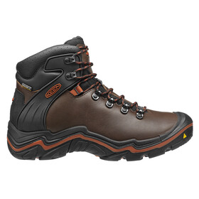 Keen Liberty Ridge WP - Chaussures Homme - marron